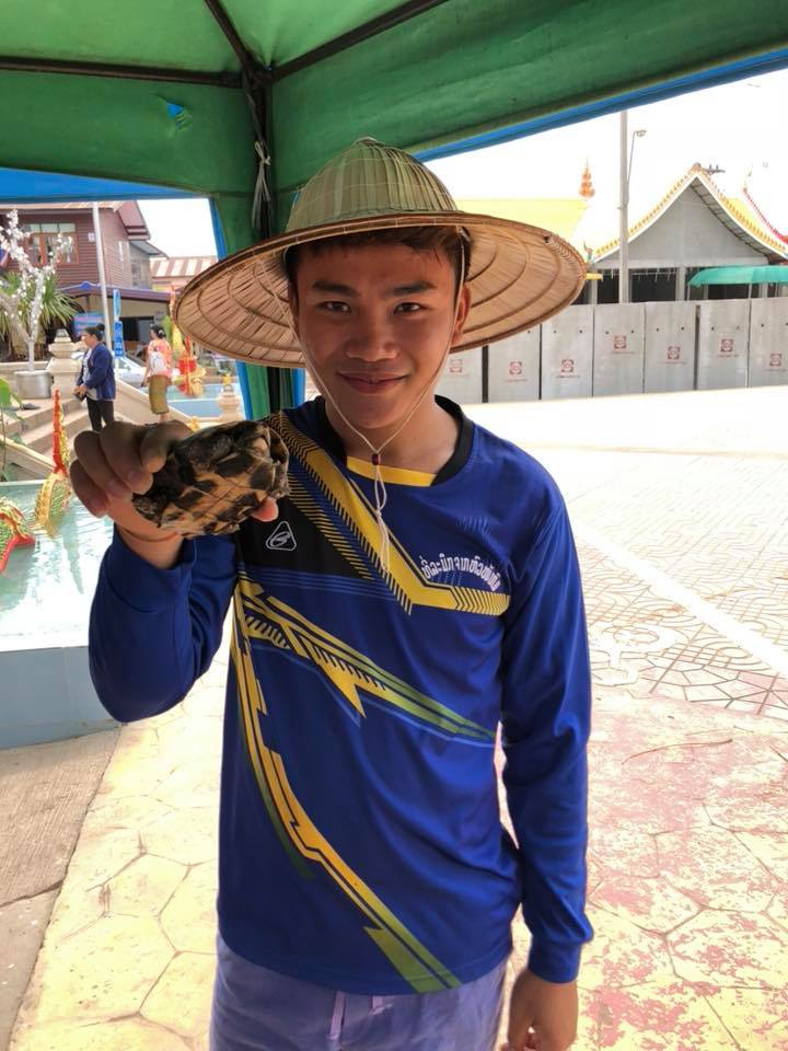 Openmind Projects Trainee from Nalong Village in Laos